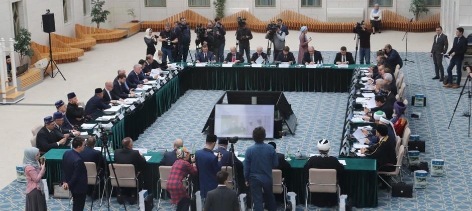 В Болгарской исламской академии прошло заседание Попечительского совета академии