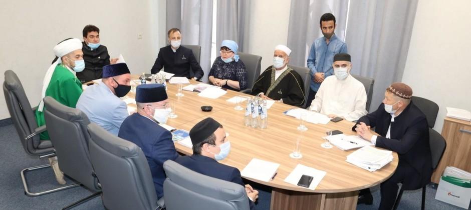 В Болгарской исламской академии прошло заседание Учёного совета