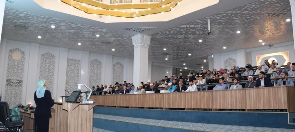 В Болгарской исламской академии состоялась презентация  проекта «Ана теле»