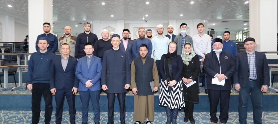 В Академии прошло торжественное мероприятие к Международному дню родного языка
