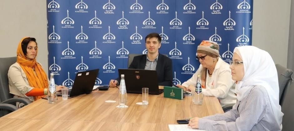 Activists from Russia and the Islamic World discussed volunteer projects at Bolgar Islamic Academy