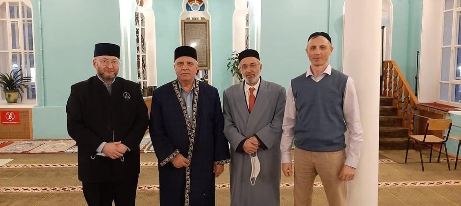 Руководство Болгарской исламской академии находится с рабочим визитом в Нижнем Новгороде