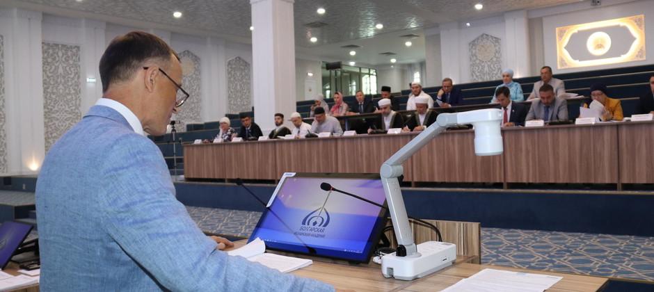 В Болгарской исламской академии состоялось очередное заседание Учёного совета