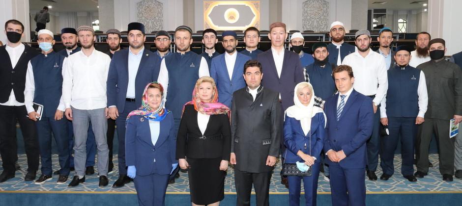 Уполномоченный по правам человека в Российской Федерации прочитала лекцию для обучающихся Болгарской исламской академии