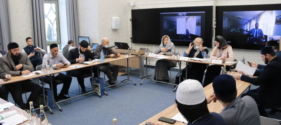 Работа секций II Международной студенческой научно-практической конференции