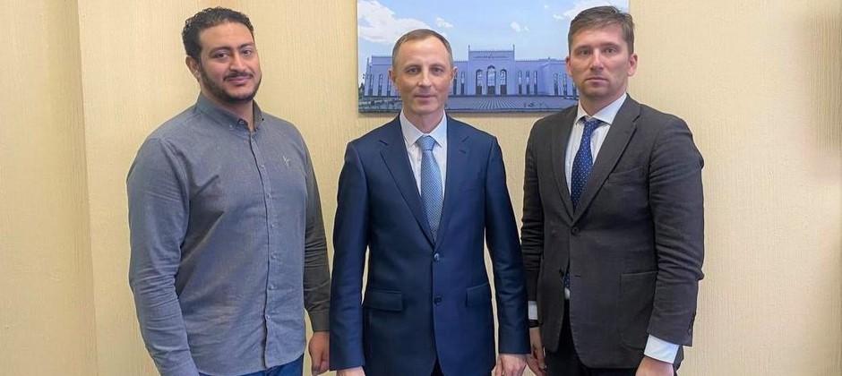 Академия планирует развивать сотрудничество с Центром спортивных проектов