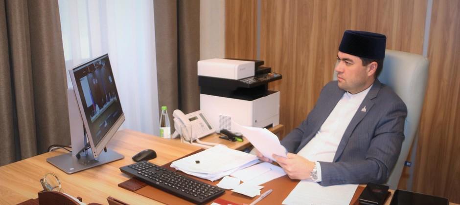 Ректор Академии принял участие в Международной научно-образовательной конференции