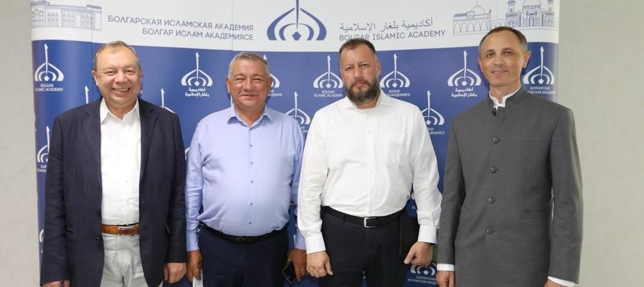Представители Администрации Президента Российской Федерации посетили Академию
