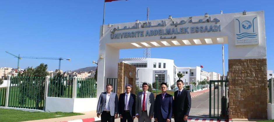 أبرمت أكاديمية بلغار الإسلامية اتفاقية التعاون مع الجامعة المغربية