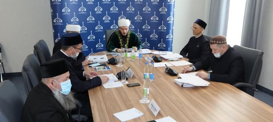 Сегодня в Болгарской исламской академии состоялось очередное заседание Совета учредителей