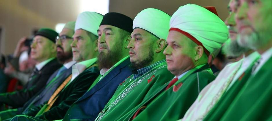 Ректор Данияр Абдрахманов принял участие в X Всероссийском форуме татарских религиозных деятелей