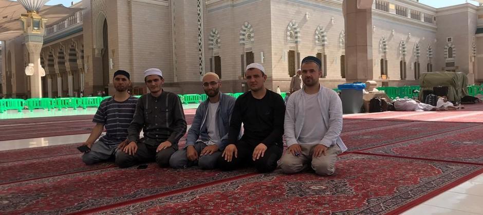 Студенты Болгарской исламской академии совершили хадж
