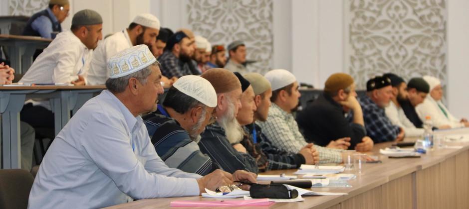 Фоторепортаж:  повышение квалификации по программе «Теория и практика управления религиозной организацией»