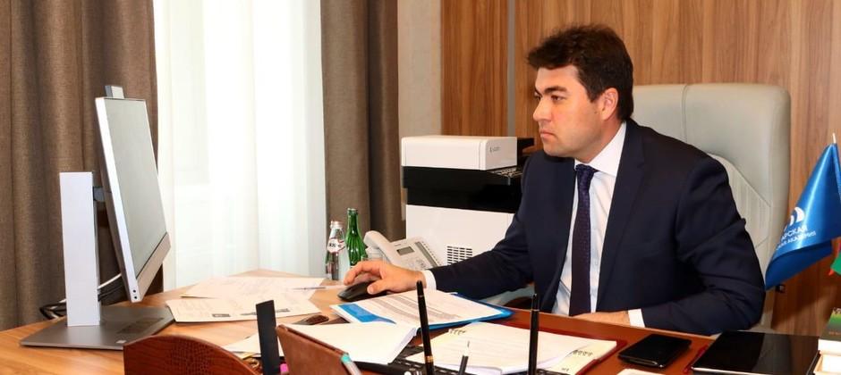 لقاء لممثلي أقاليم روسيا الاتحادية حول التعاون مع أكاديمية بلغار الإسلامية