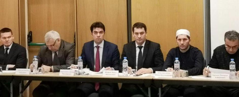 Ректор Болгарской исламской академии Данияр Абдрахманов принял участие в Совете по исламскому образованию
