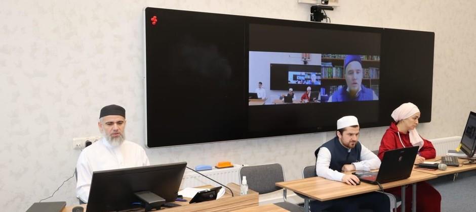 У магистрантов началась зачетно-экзаменационная сессия в онлайн-режиме