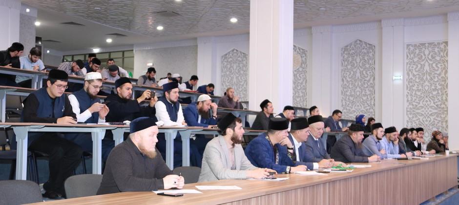 В Болгарской исламской академии проходит образовательный семинар