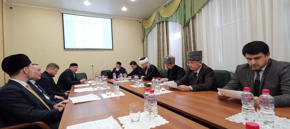 Ректор Данияр Абдрахманов принял участие в заседании Совета по исламскому образованию