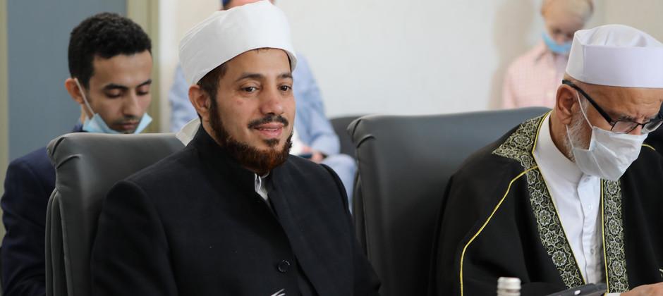 В Болгарской исламской академии прошло заседание Ученого совета