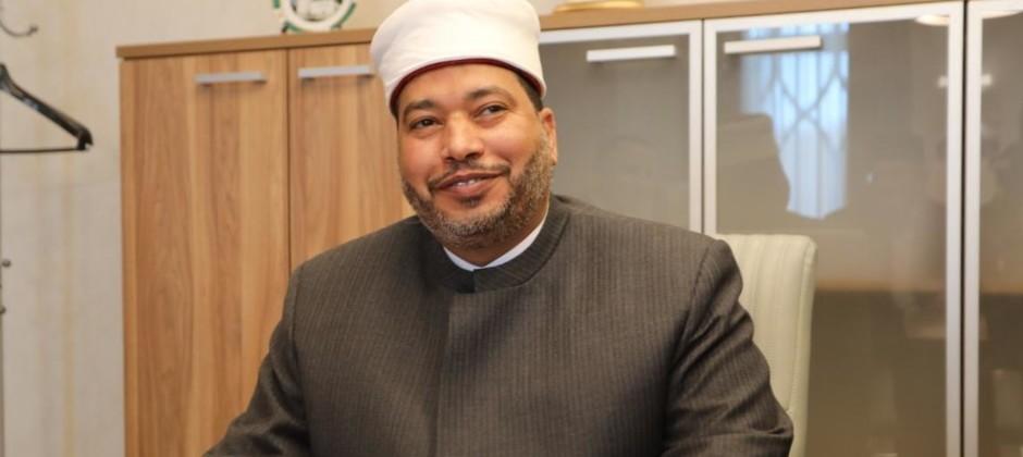 Доктор исламских наук из университета Аль-Азхар начал преподавать в Болгарской исламской академии