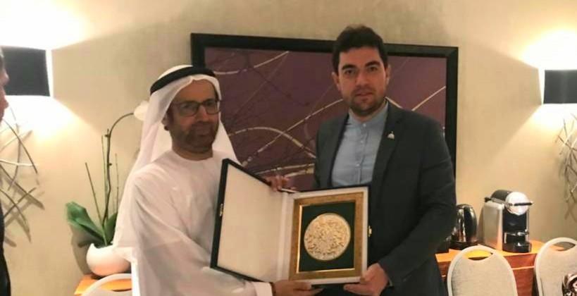 Ректор БИА встретился с Председателем Всемирного совета мусульманских сообществ
