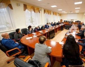 Сотрудник Академии принял участие в круглом столе, посвященном 100-летнему юбилею Я.Г. Абдуллина