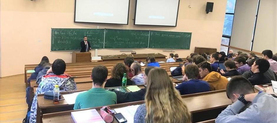 Проректор Болгарской исламской академии прочитал лекцию в МИФИ
