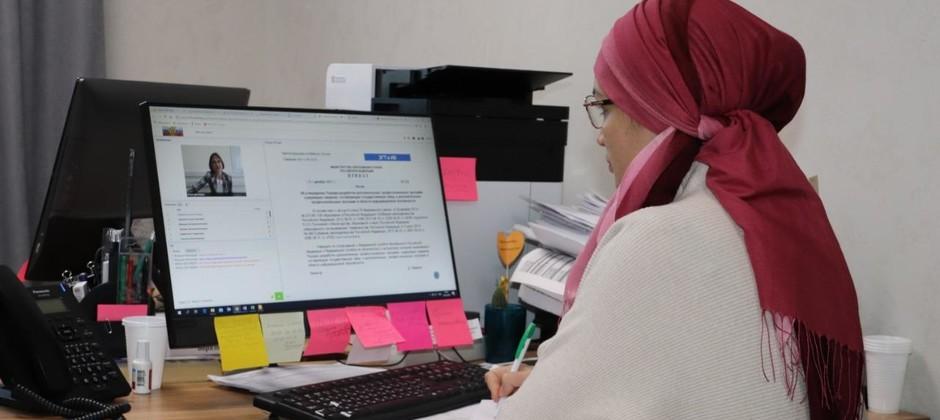 Сотрудники Академии приняли участие в вебинаре Института развития дополнительного профессионального образования