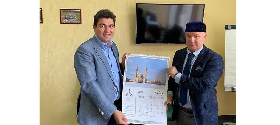 В БИА прошла встреча с председателем Татарской национально-культурной автономии г. Москвы