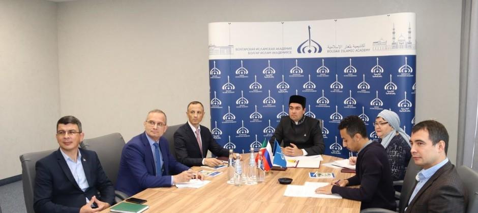 Болгарская исламская академия и Университет Аль аль-Бейт подписали соглашение о сотрудничестве