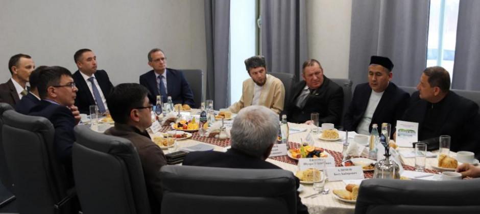 Делегация Узбекистана ознакомилась с деятельностью Болгарской исламской академии