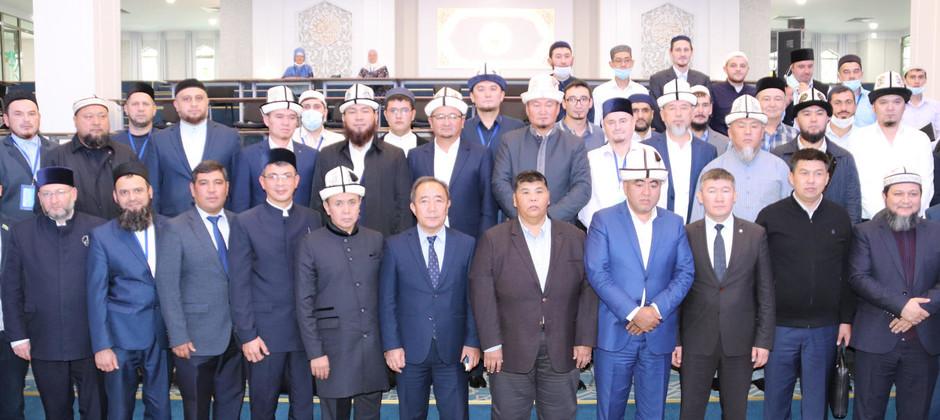 Болгарскую исламскую академию посетила делегация из Республики Кыргызстан