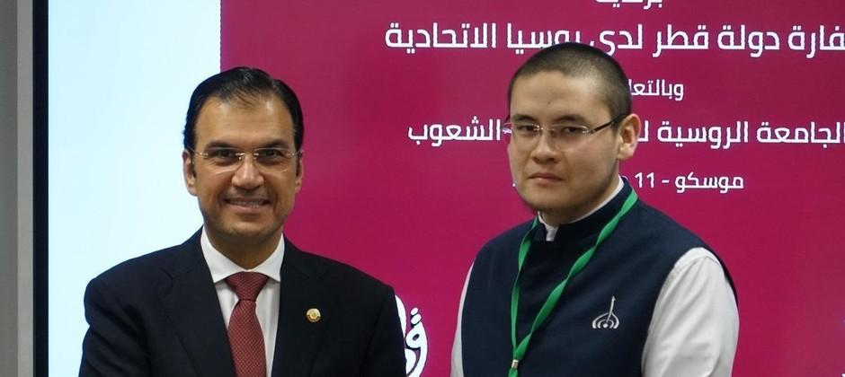 Магистрант БИА стал призёром общероссийского конкурса арабского языка