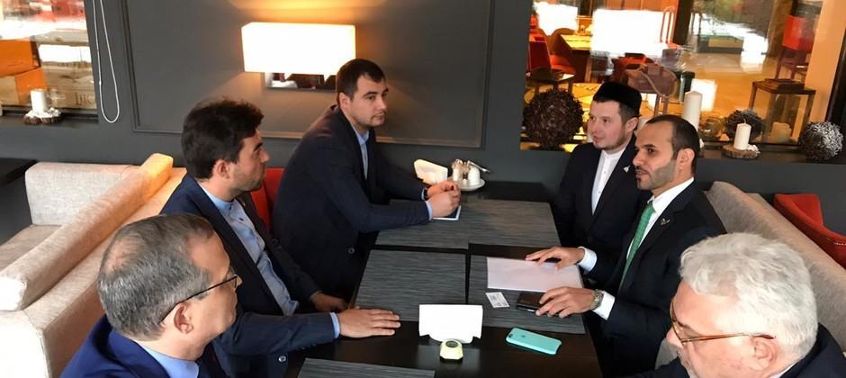 أعطت سفارة الإمارات العربية المتحدة وعداً بدعم تنمية أكاديمية بلغار الإسلامية