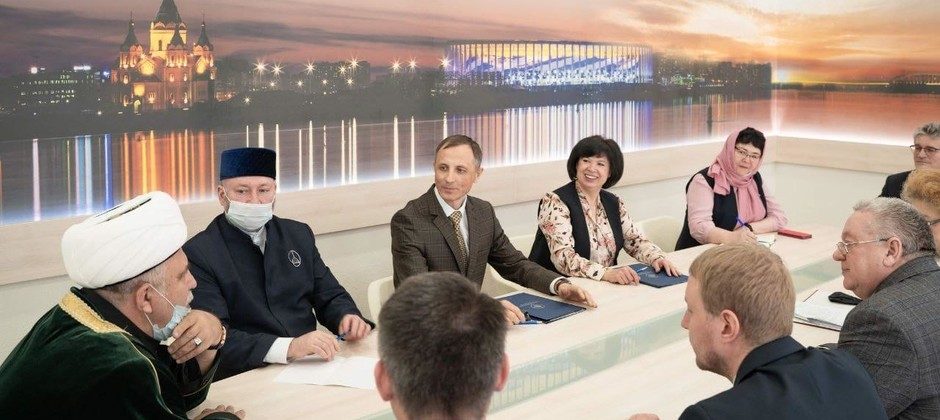 Болгарская исламская академия подписала соглашение о сотрудничестве с Нижегородским государственным лингвистическим университетом