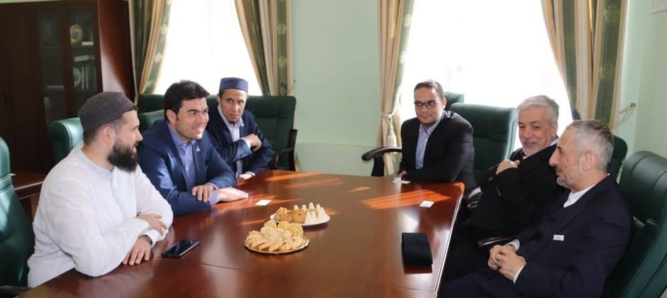 Делегация Сирии находится с визитом в  Татарстане