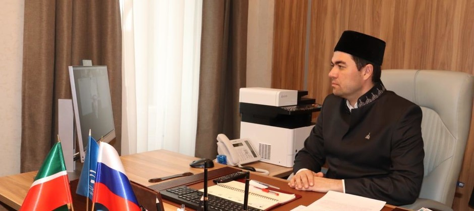 Ректор БИА принял участие в Международной конференции, организованной Советом муфтиев России