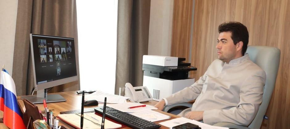 Ректор БИА принял участие в Международной интерактивной (онлайн) конференции