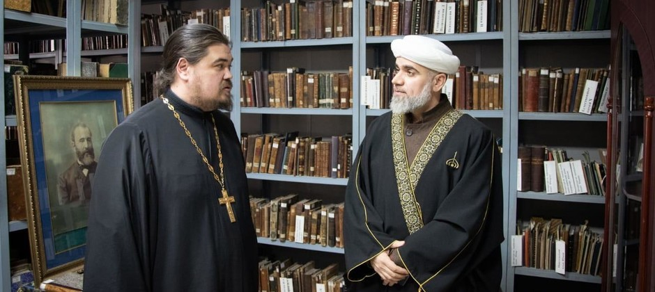Professor of Bolgar Islamic Academy gave a lecture at Kazan Orthodox Theological Seminary