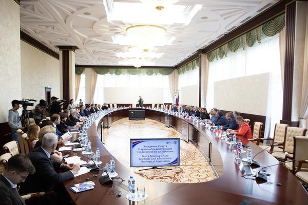 Делегация Болгарской исламской академии участвовала в работе II Международного симпозиума в Москве
