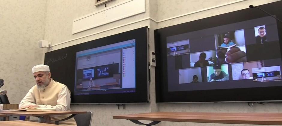 На телеканале «ТНВ» вышла передача «Нәсыйхәт» с участием преподавателей БИА