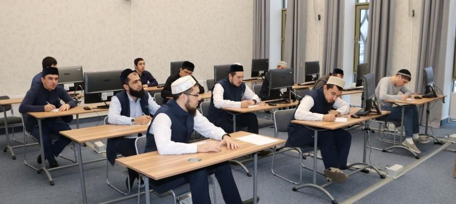 Midyear exams began at Bolgar Islamic Academy