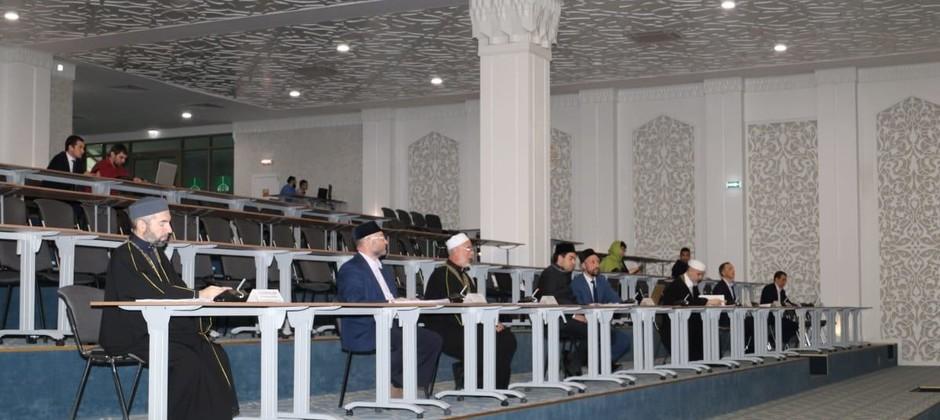 В Болгарской исламской академии проходит предзащита докторских диссертаций