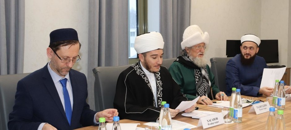 Bolgar Islamic Academy holds a meeting of the Board of Founders
