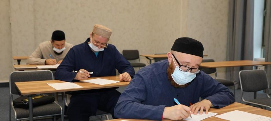 В Болгарской исламской академии началась зимняя экзаменационная сессия магистрантов